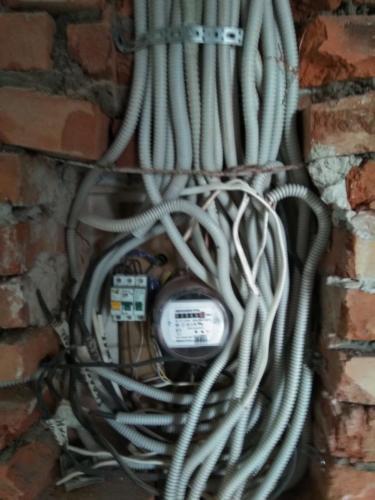 Замена электрического щитка